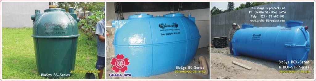 septic tank biosys & stp biosys
