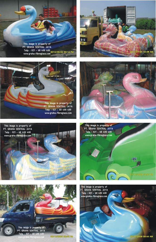 Sepeda Air/Water Bike Bebek