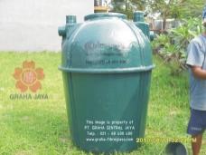 BioFiter Septic Tank BioSys BS-Series (Green Vertical)